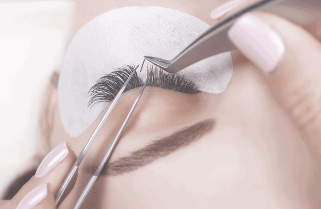Eyelash Extensions Infill
