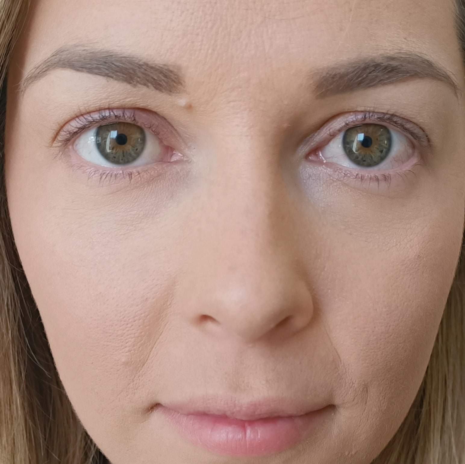 glam lashes after pic