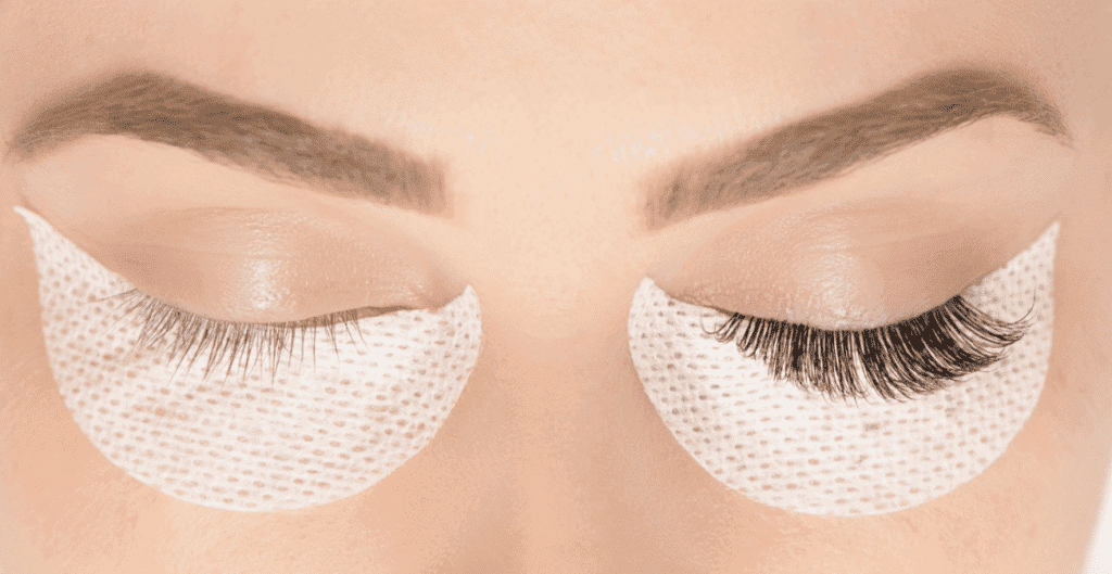 Have you ever needed a break from Eyelash Extensions