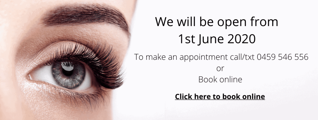 we will be open from 1st june