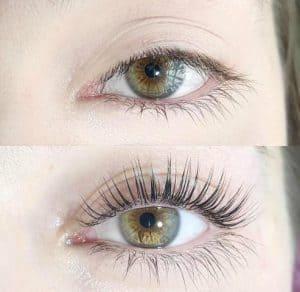 What is lash lift? What is eyelash perm?