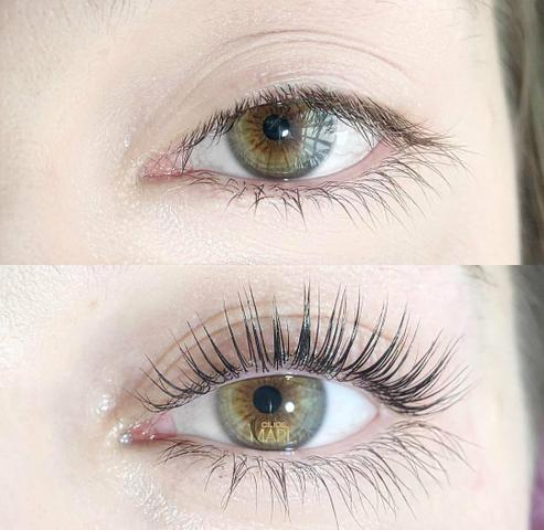 What is lash lift? What is eyelash perm?